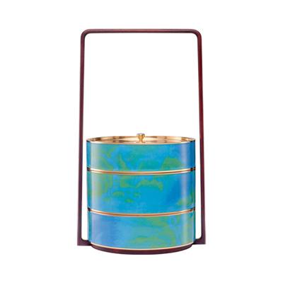 景泰蓝提盒